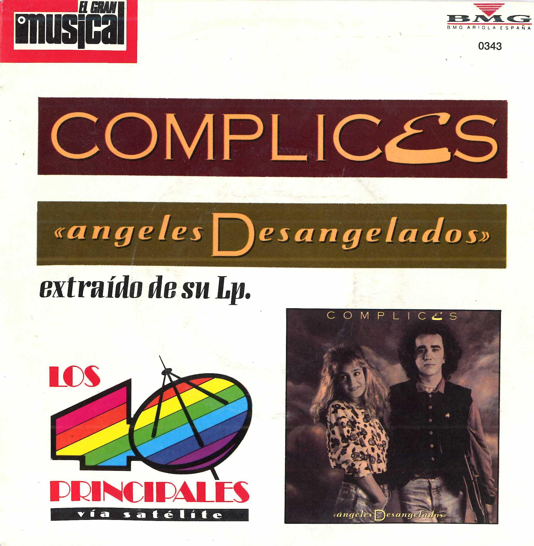 Ángeles desangelados / Silvia lo sabe (El Gran Musical / Edición especial 40)
