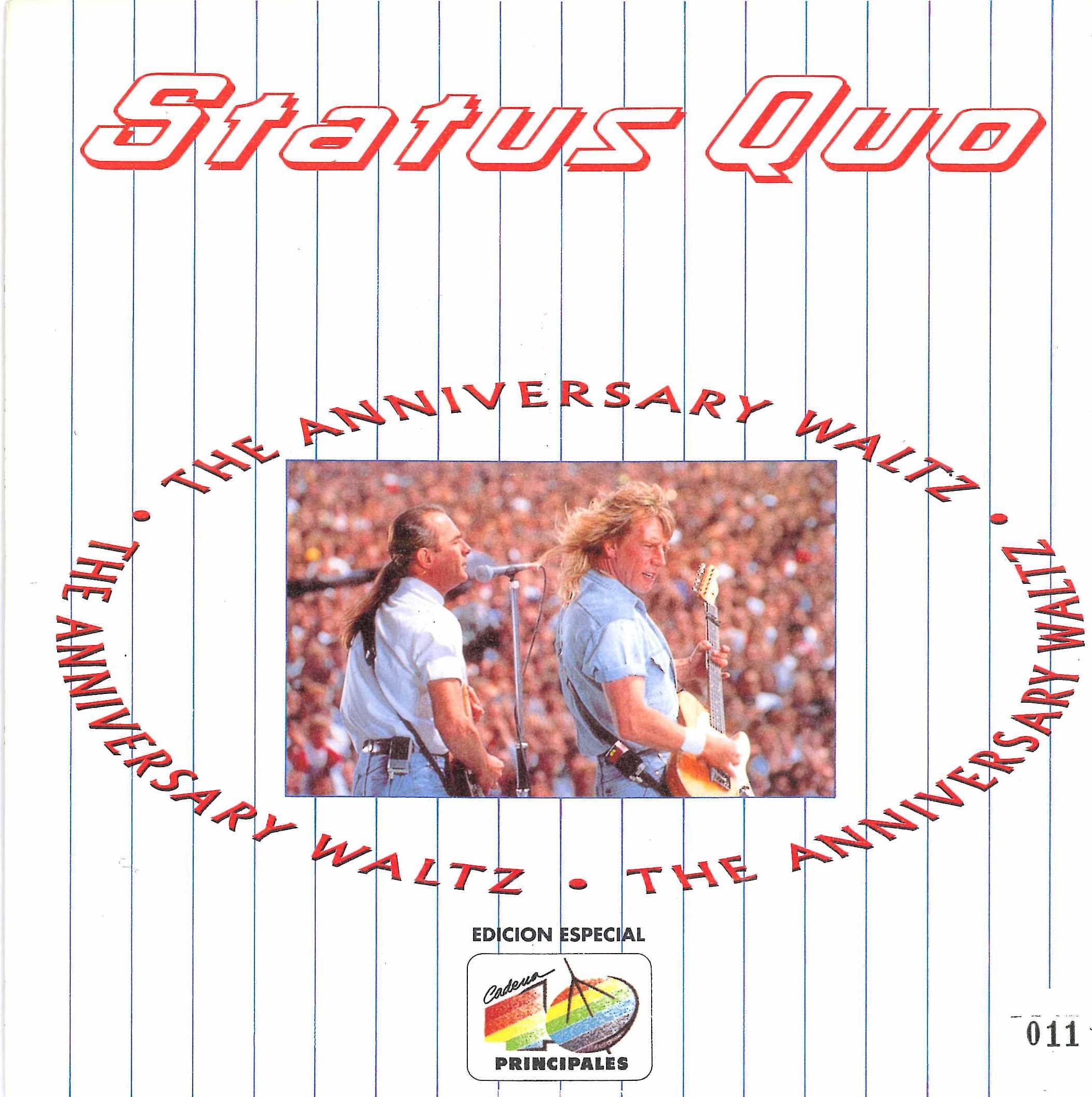The 40 Principales anniversary waltz (Edición especial 40)