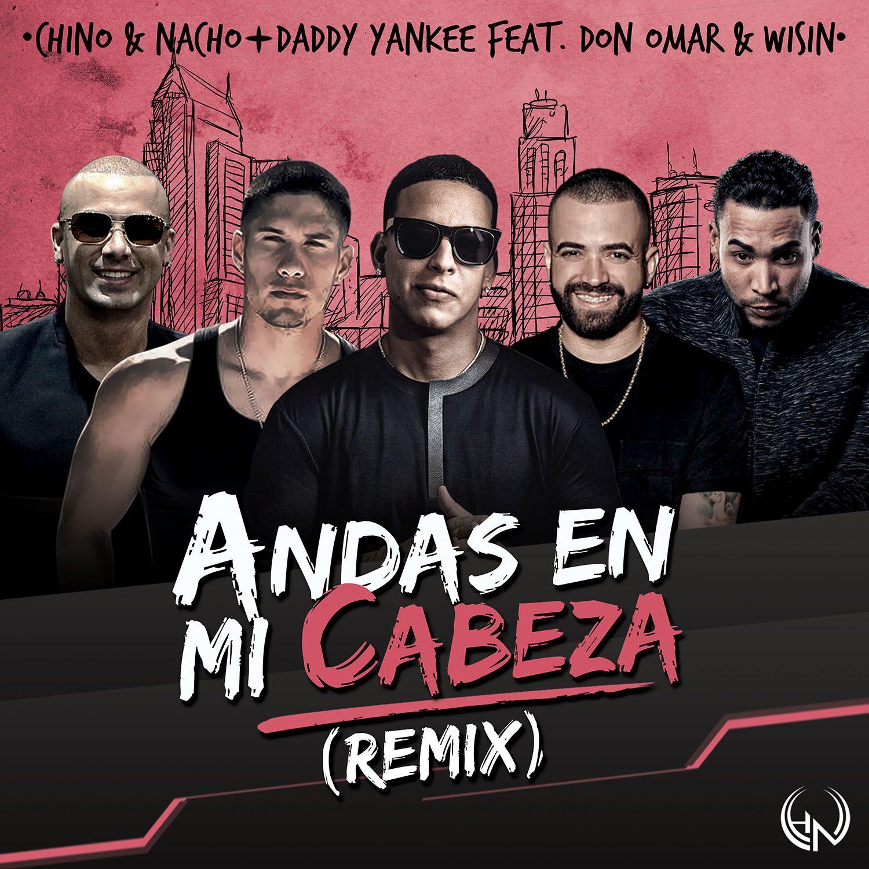 Andas en mi cabeza (Remix)