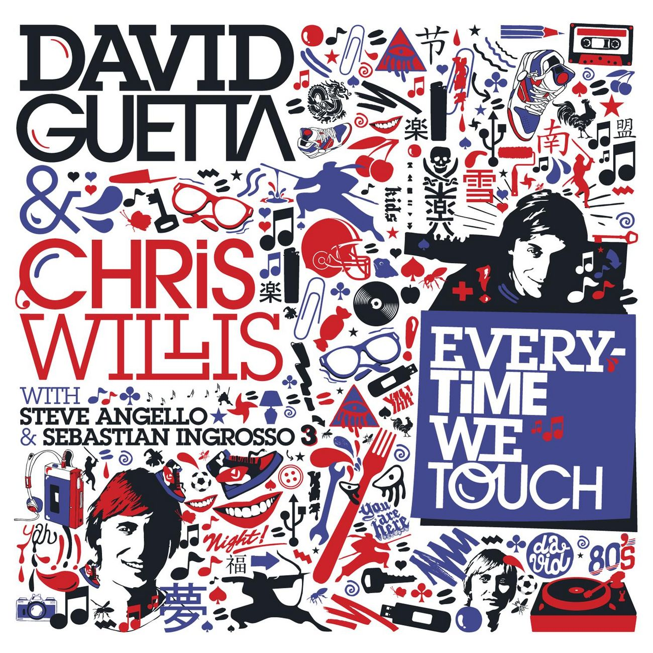 Everytime we touch (Remixes)