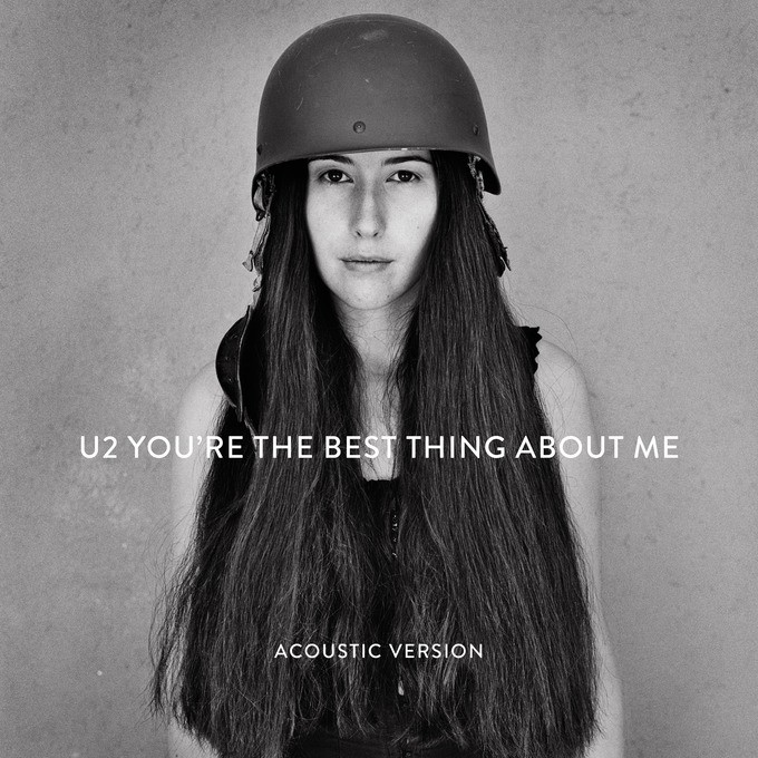 You're the best thing about me (Acoustic version)