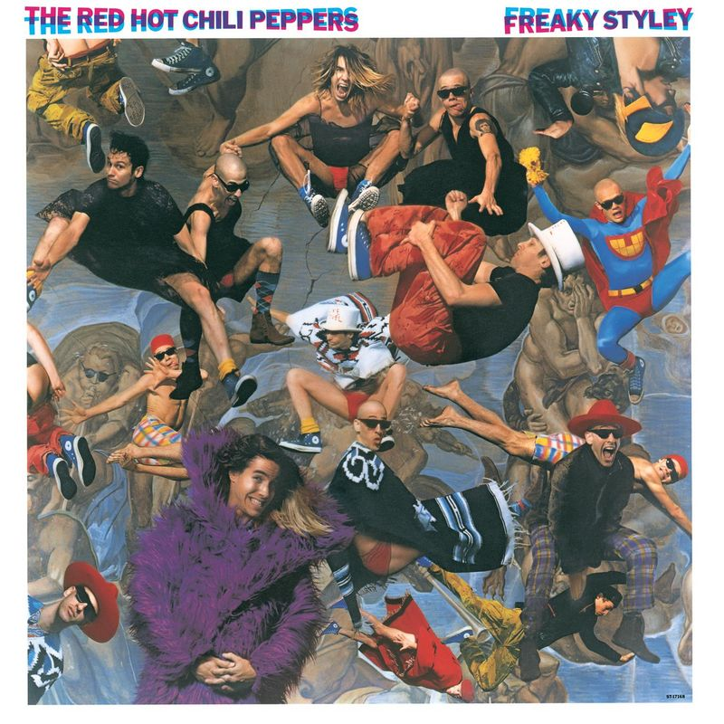 Freaky styley (Expanded & remastered)
