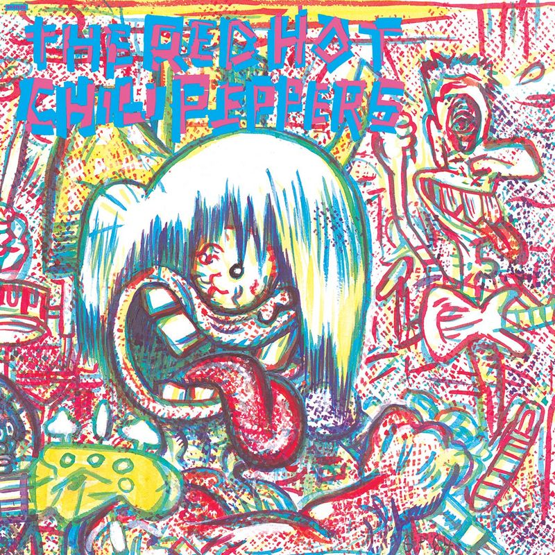 The Red Hot Chili Peppers (Expanded & remastered)