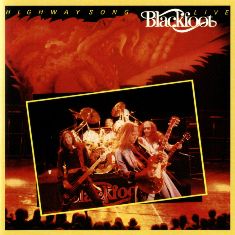 Highway song: Blackfoot live