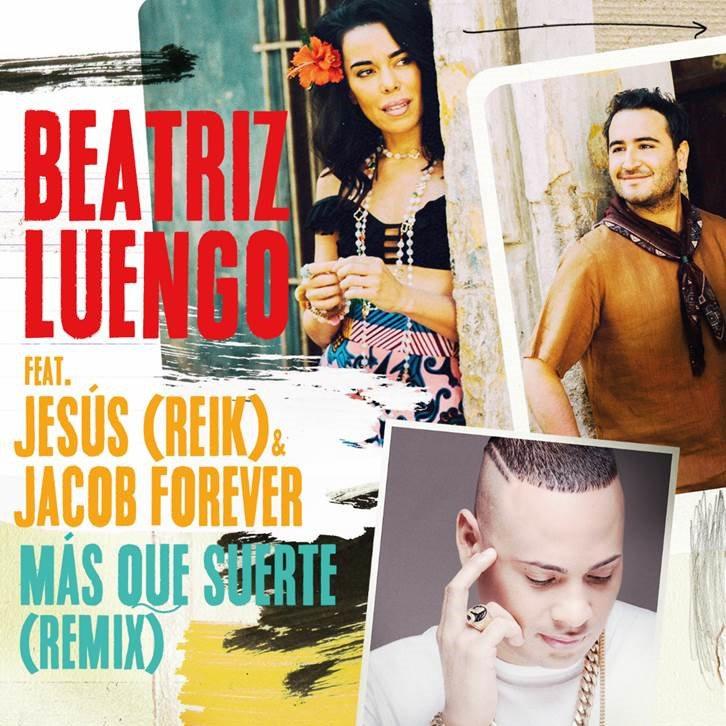 Más que suerte (Remix)