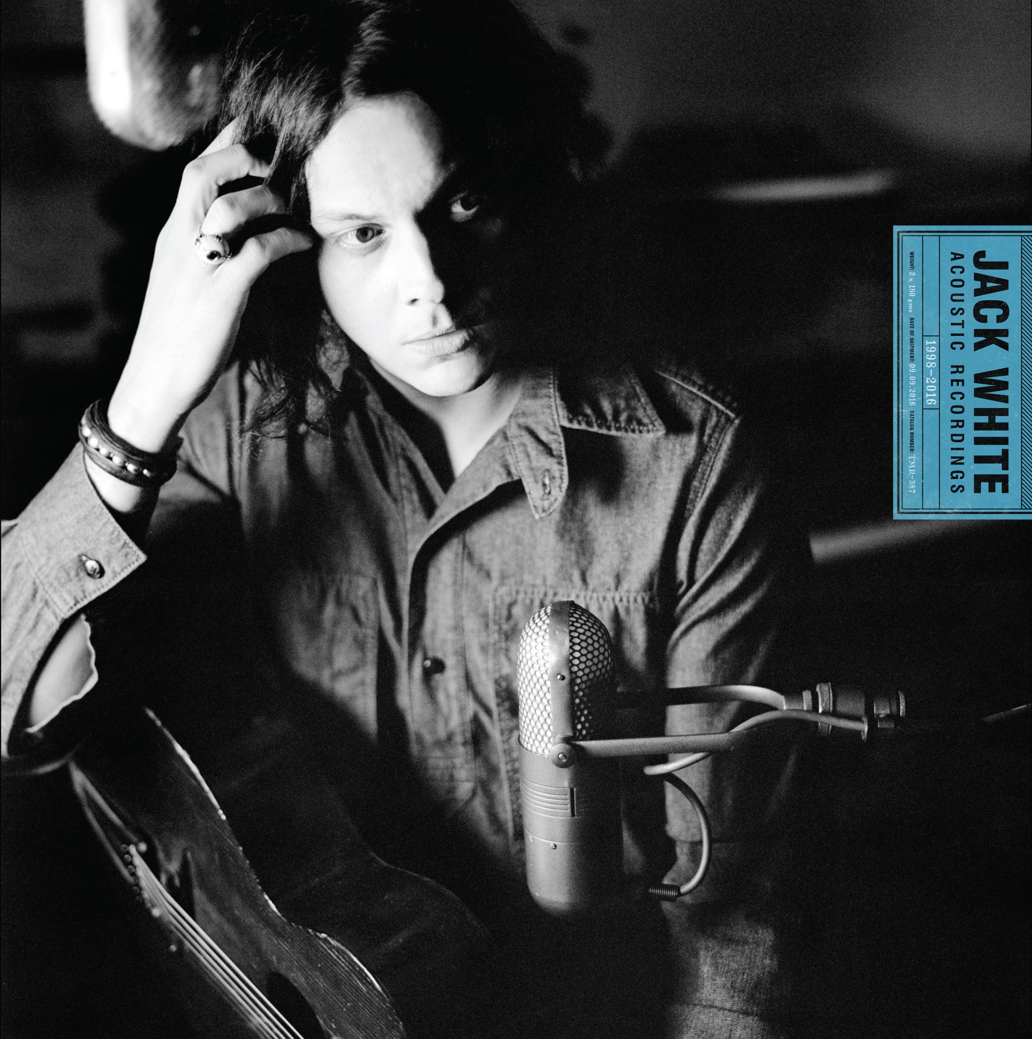 Jack White: Acoustic recordings 1998-2016