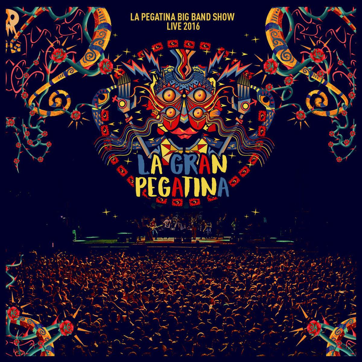 La gran Pegatina. Live 2016