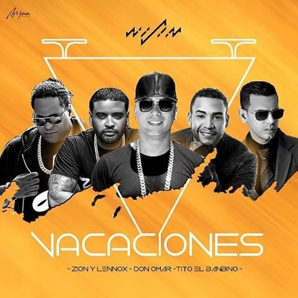 Vacaciones (Official remix)