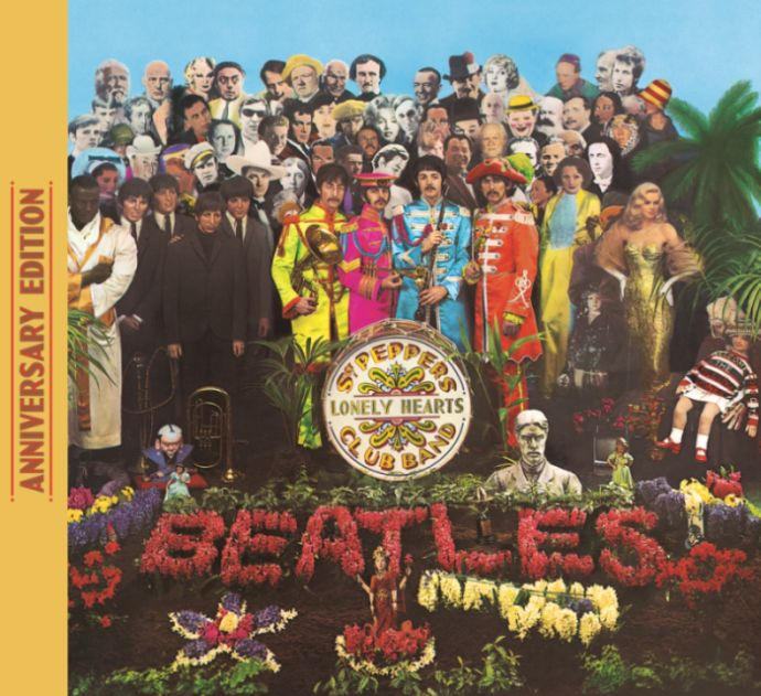 Sgt. Pepper's lonely hearts club band (Anniversary deluxe edition)