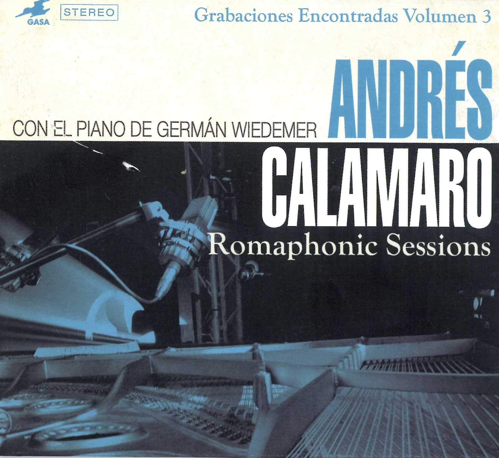 Grabaciones encontradas Vol. 3: Romaphonic sessions