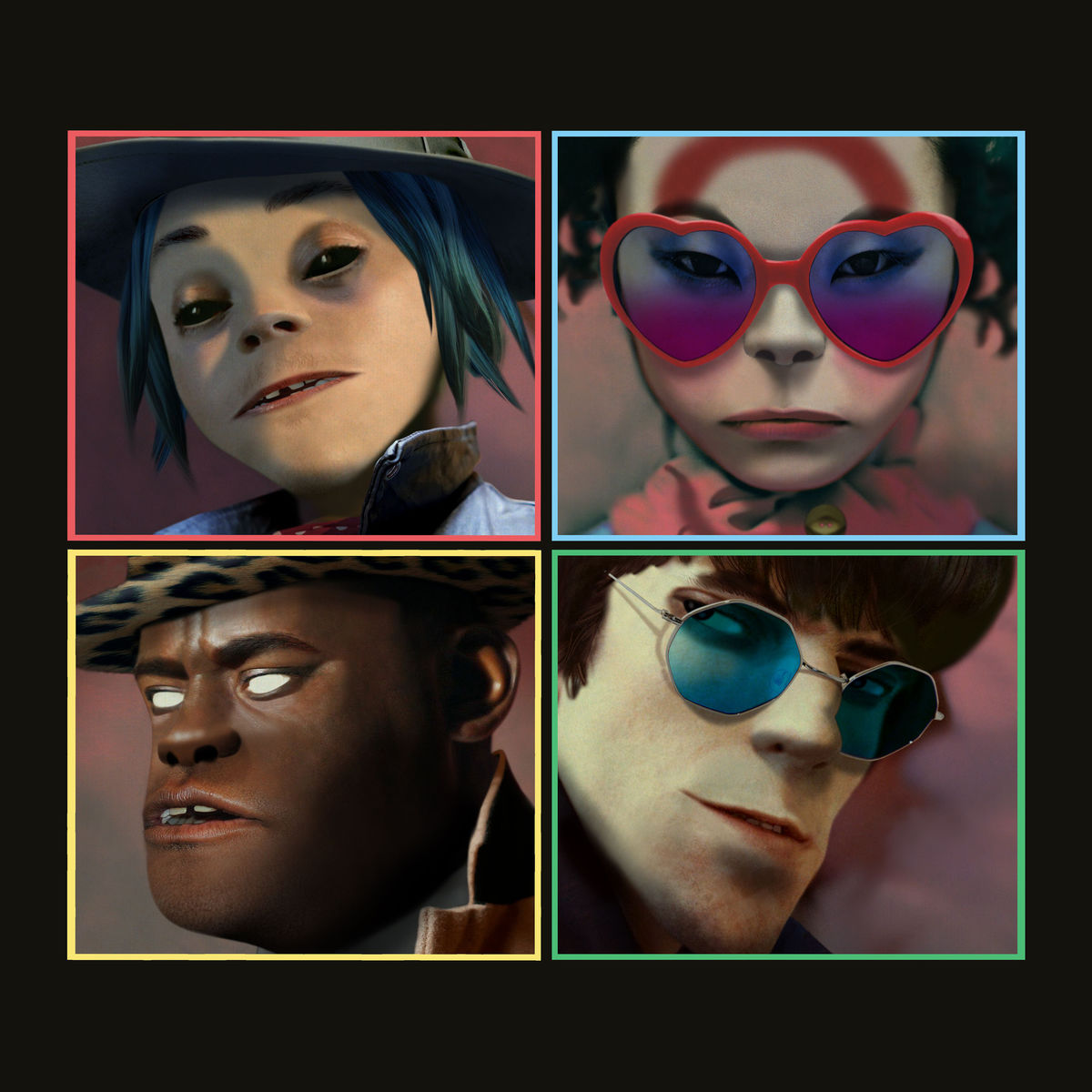 Humanz (Deluxe edition)