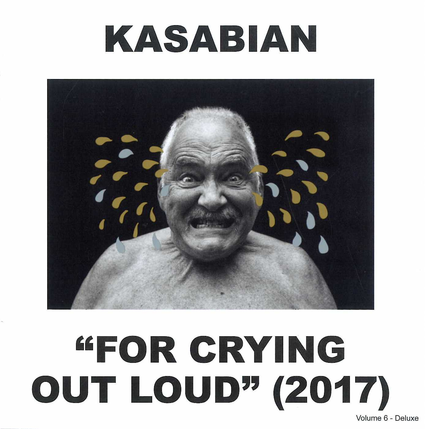 For crying out loud! (Deluxe edition)