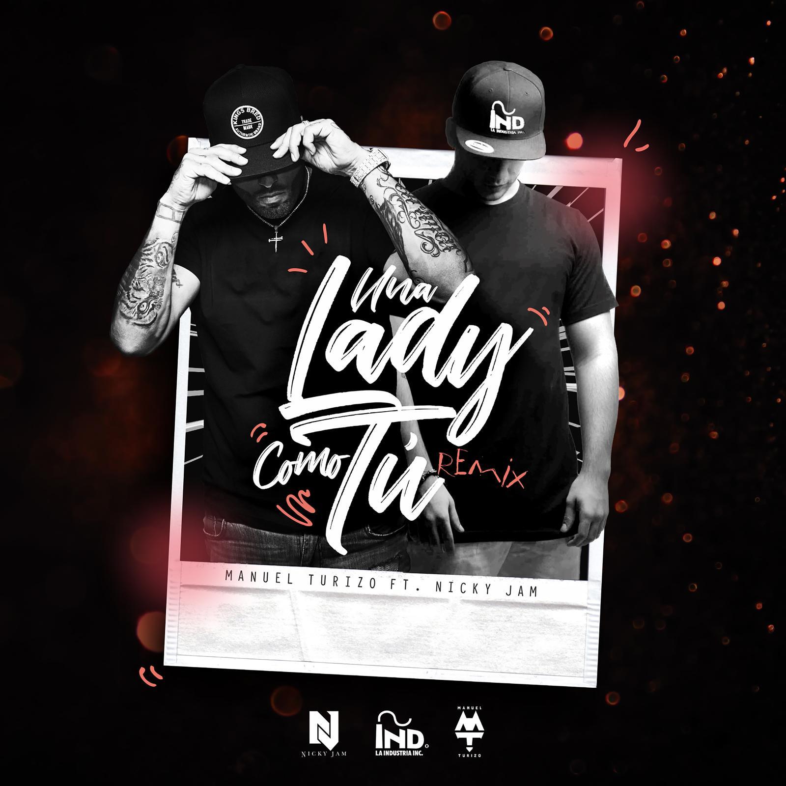Una lady como tú (Remix)