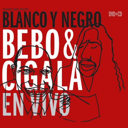 Blanco y negro: Bebo & Cigala en vivo