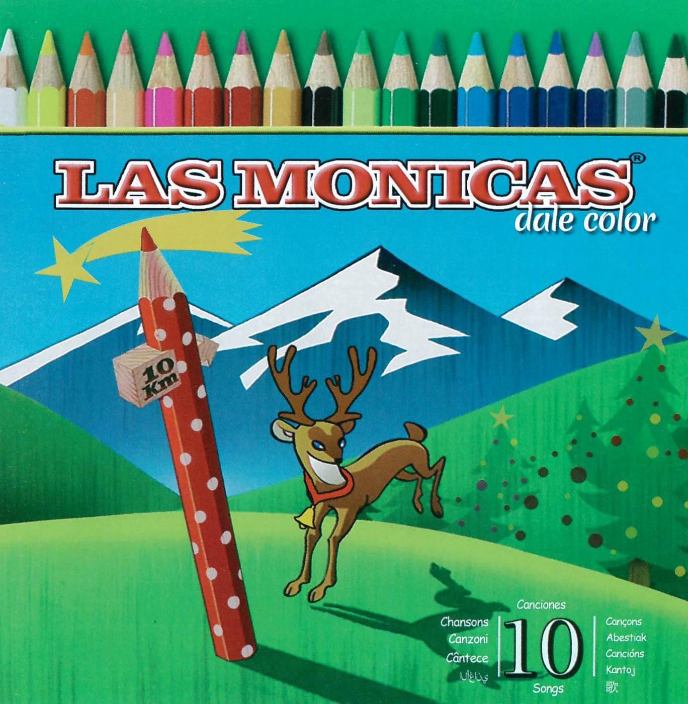 Dale color: 10 canciones de Navidad