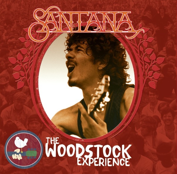 Santana: The Woodstock experience