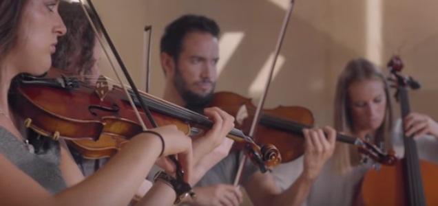 Prometo (Versión piano y cuerda)
