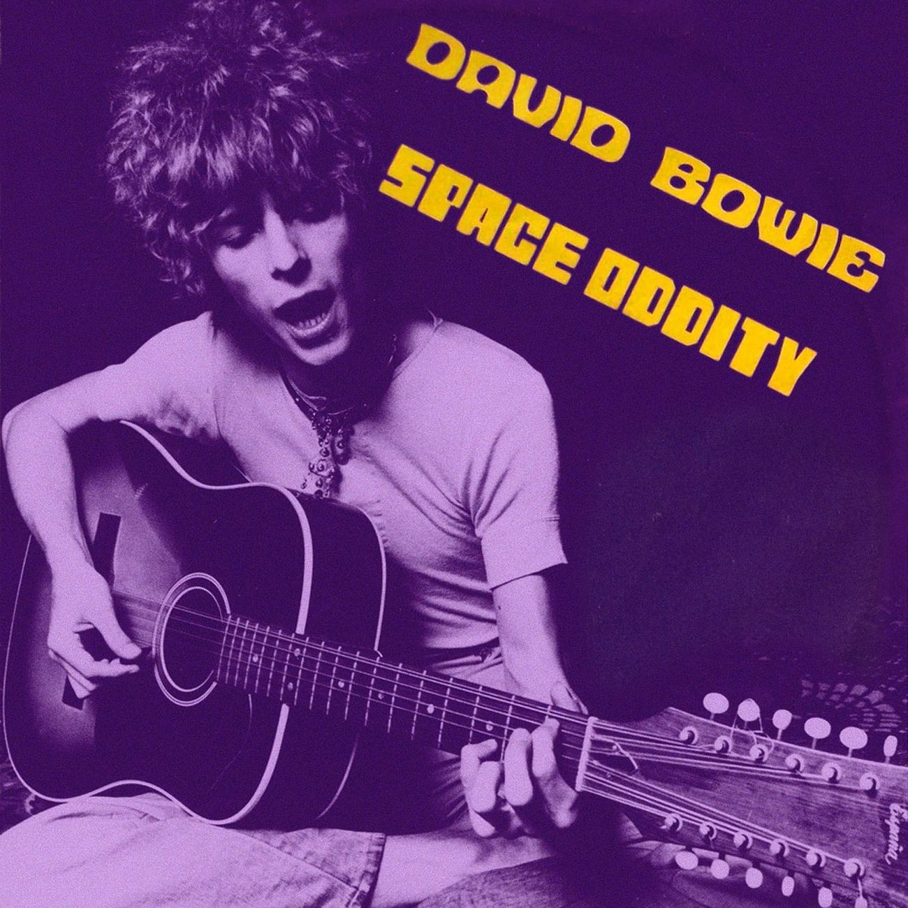 Space oddity (40th anniversary EP)