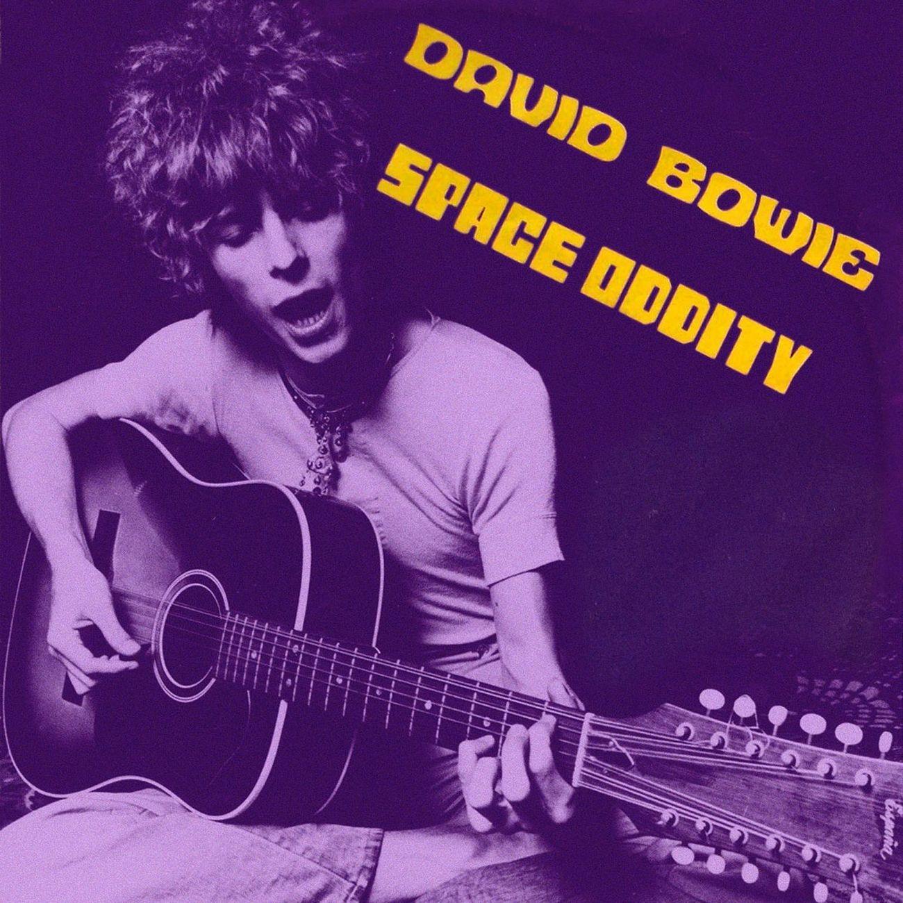 Space oddity (40th anniversary EP)