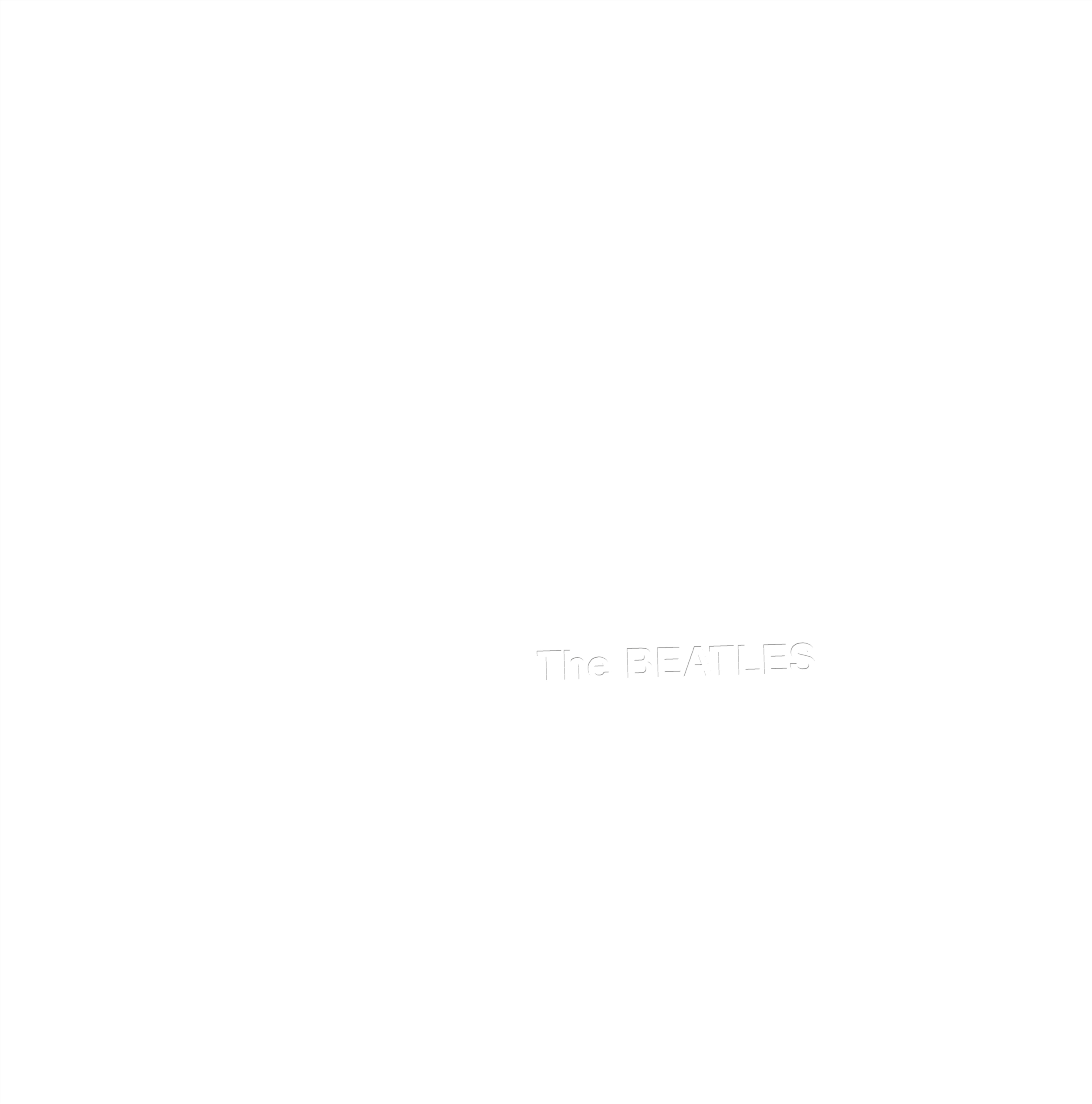 The Beatles (White album (Super deluxe edition))