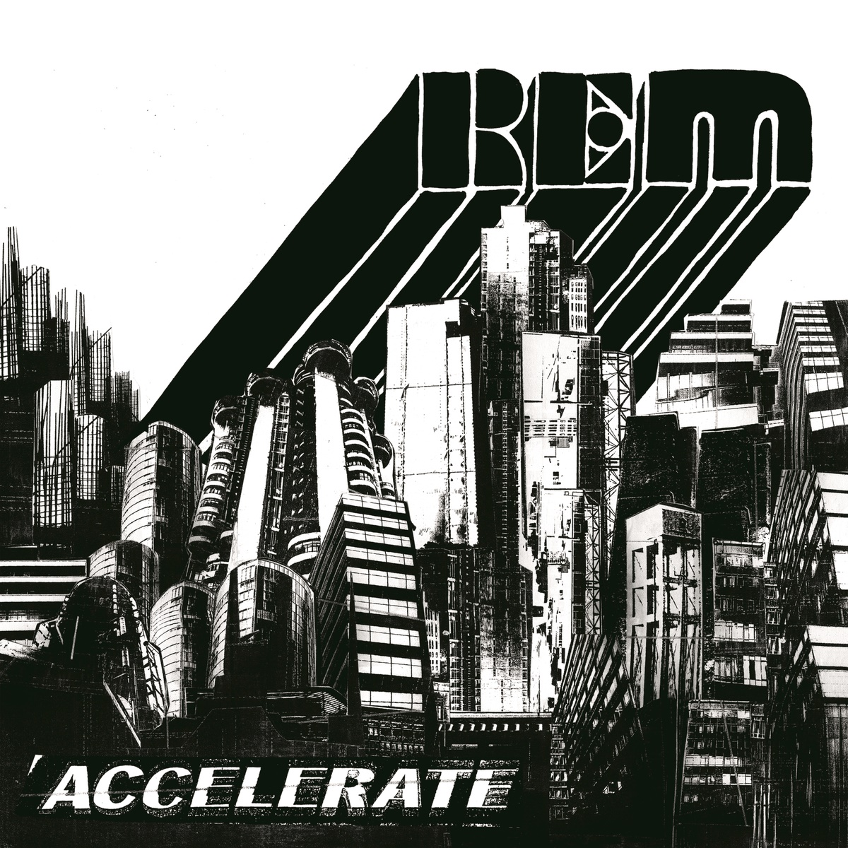 Accelerate (Deluxe edition)