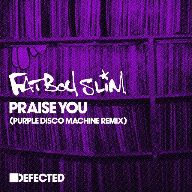 Praise you (Purple Disco Machine remix)