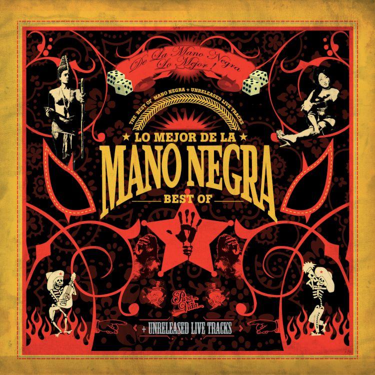 Lo mejor de la Mano Negra - Unreleased Live