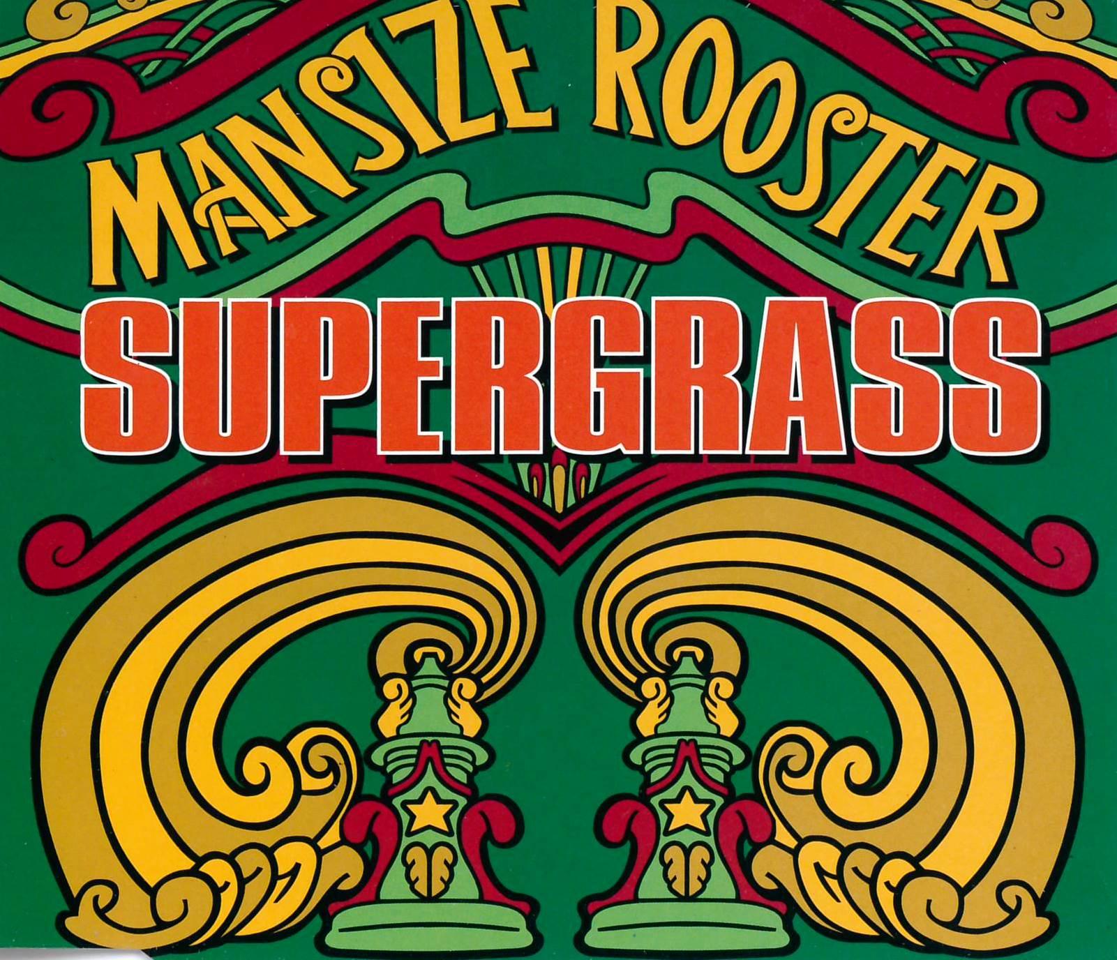 Mansize rooster