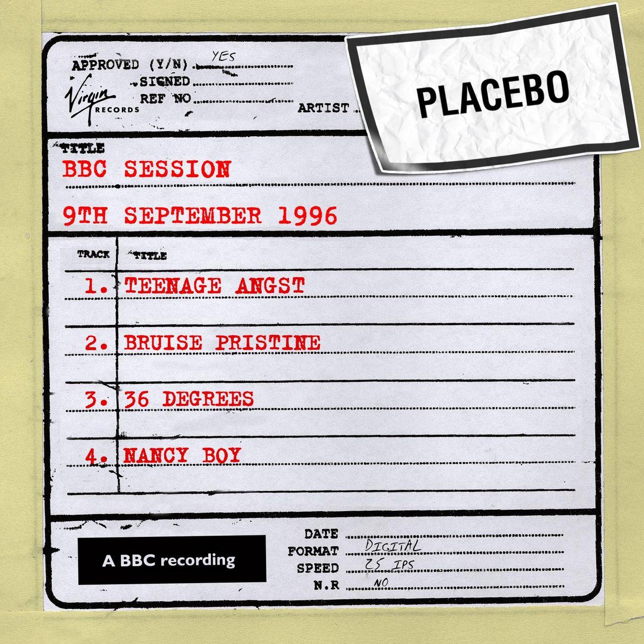 BBC Session (9th september 1996)