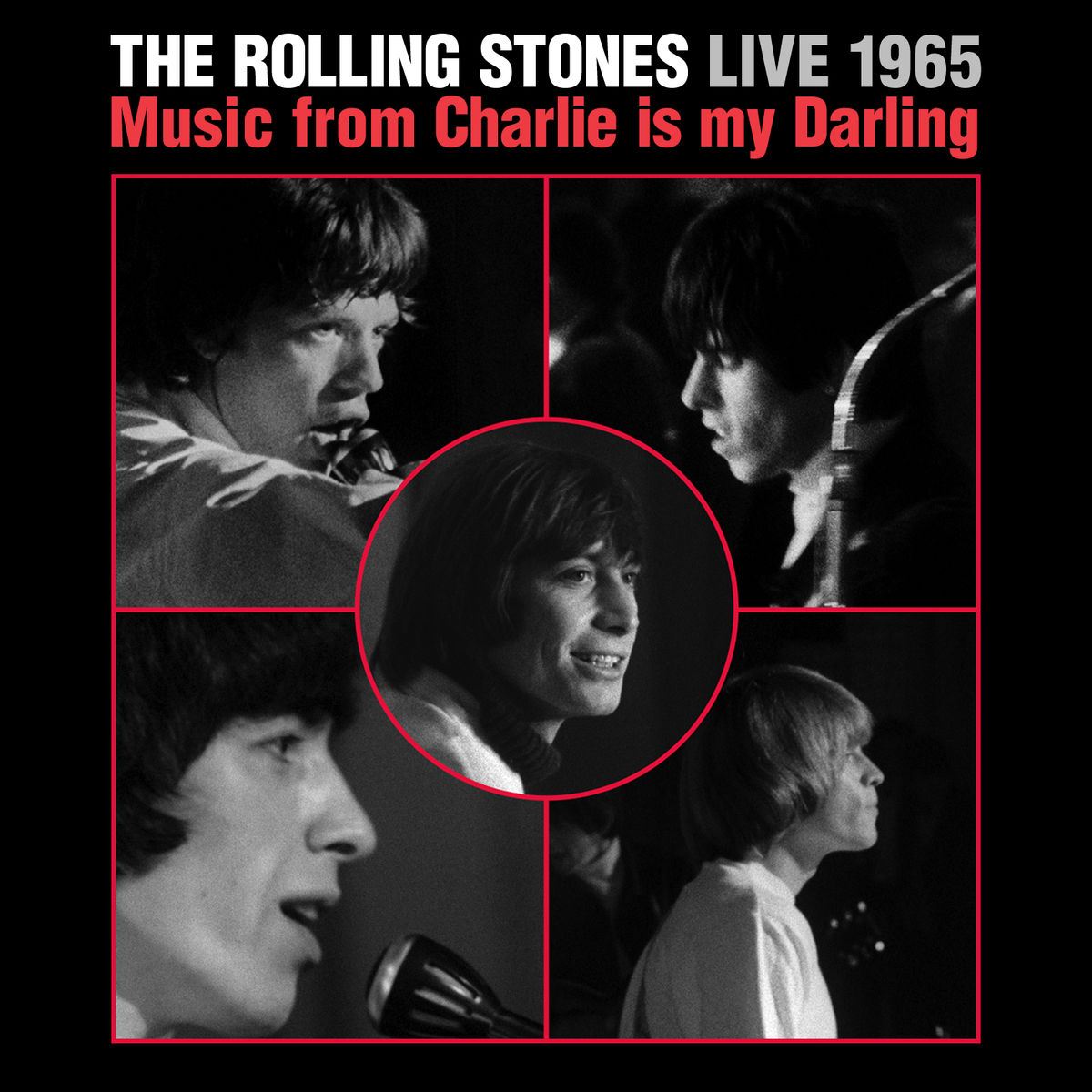 Live 1965: Music from Charlie is my darling