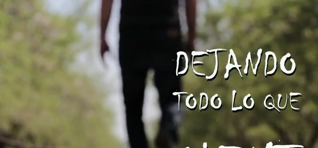 Olvidarme de ti  (Lyric video)