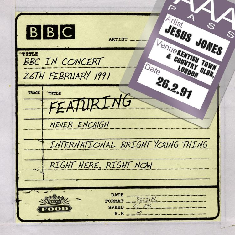 BBC In concert (26th february 1991)