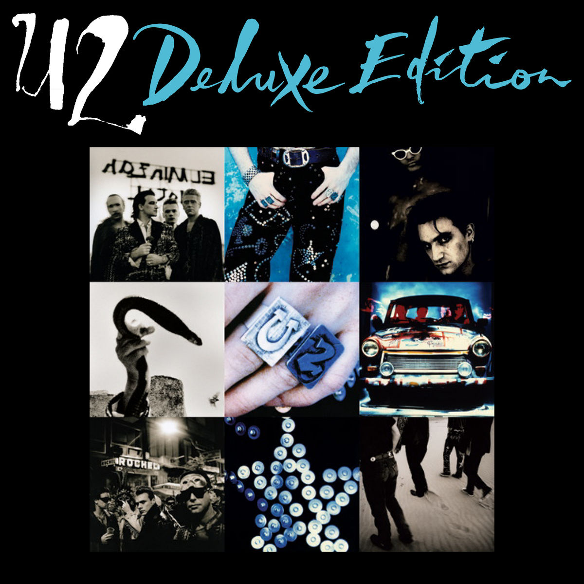 Achtung baby (Deluxe edition)