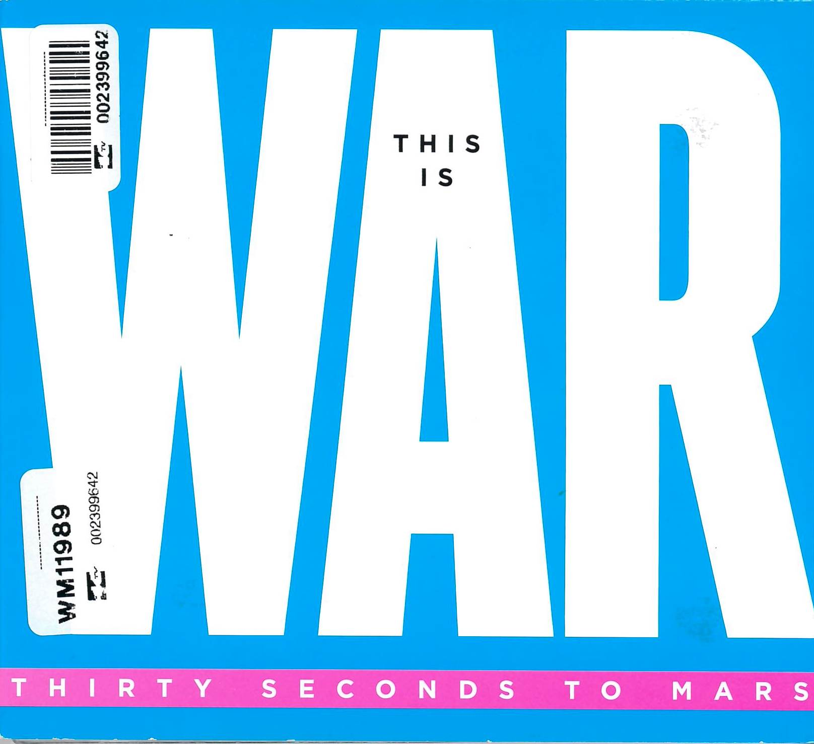 This is war (Deluxe edition)