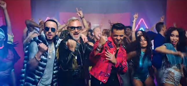 Videoclip: Sigamos bailando