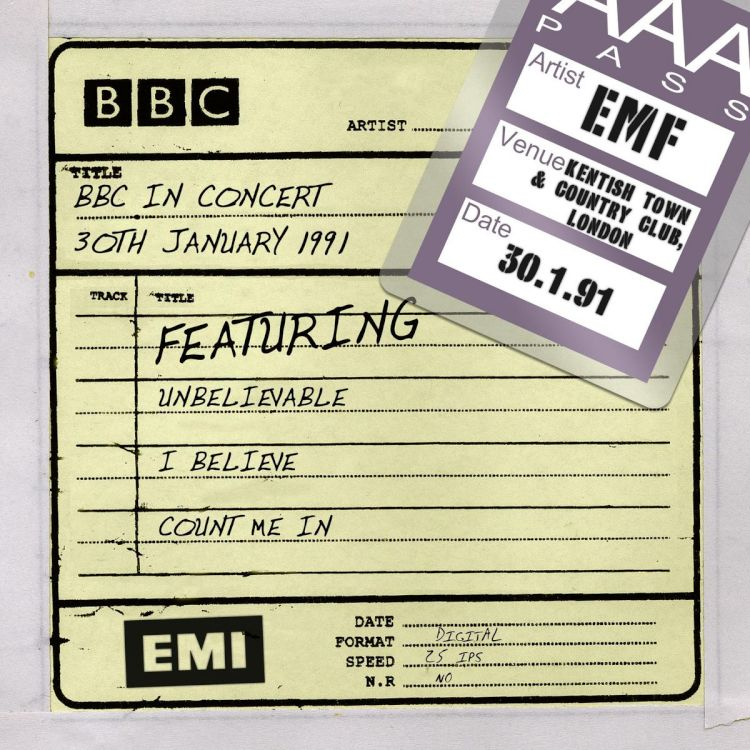BBC In concert (30th january 1991)