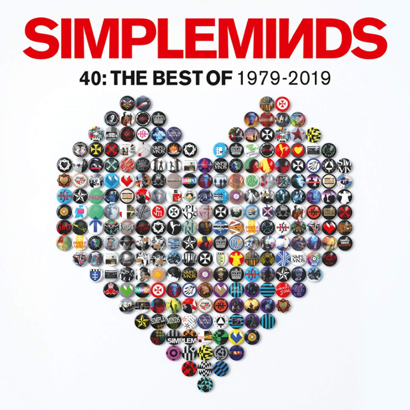 40: The best of 1979-2019