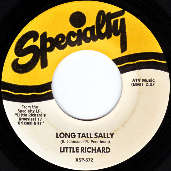 Long tall sally / Slippin' and slidin'