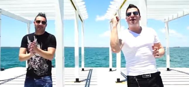 Videoclip: Para que bailes conmigo (Versión salsa)