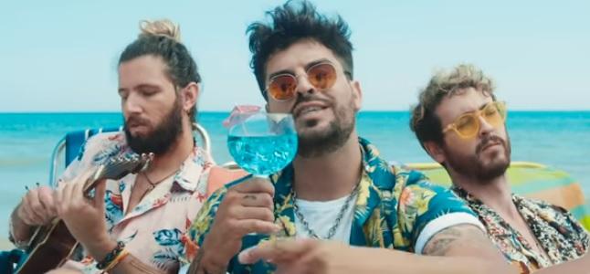 Videoclip: Vuela (Beach pop)