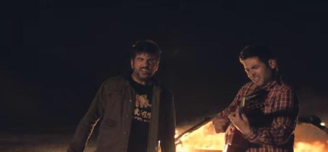 Videoclip: Fuego