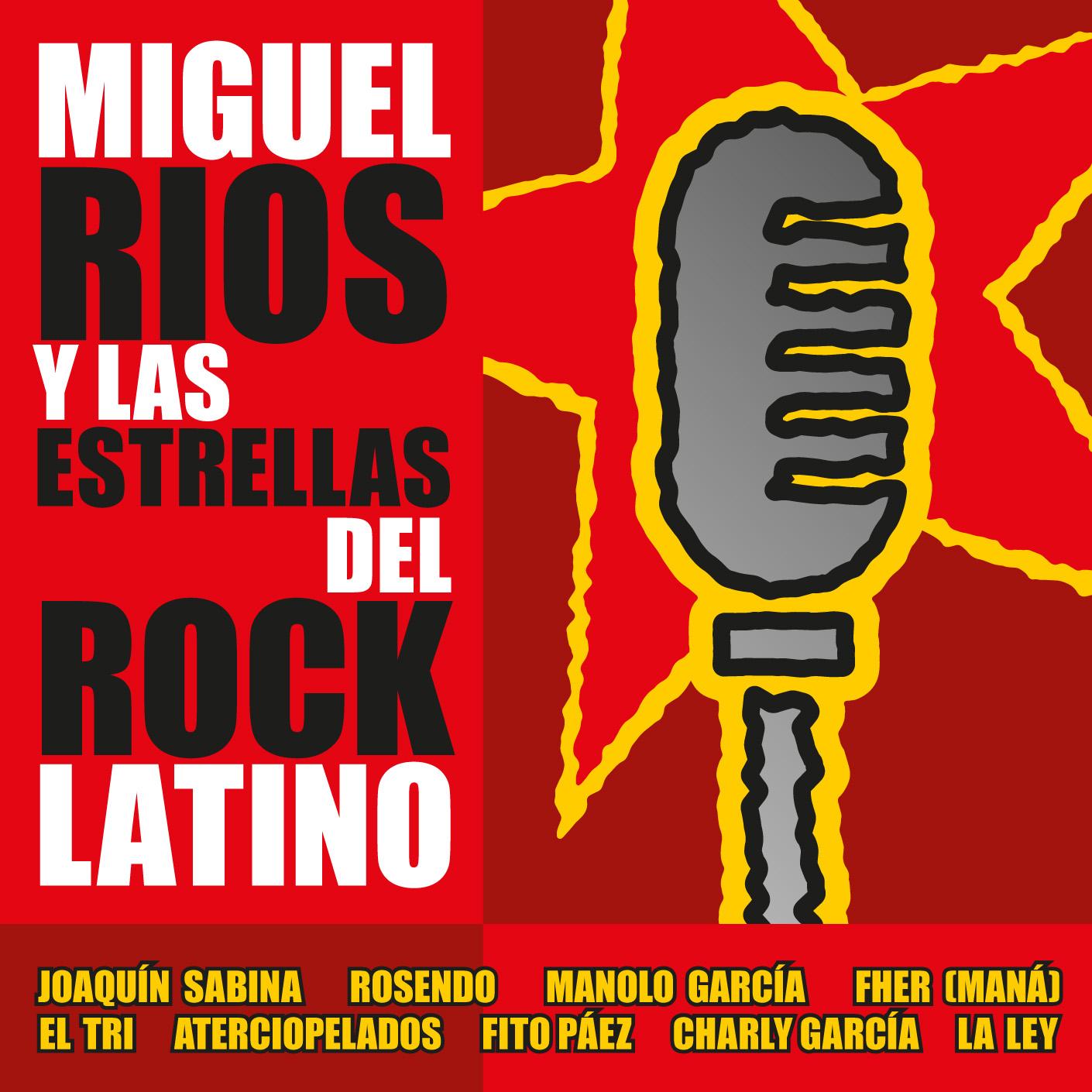 Miguel Ríos y las estrellas del rock latino (Reedición)