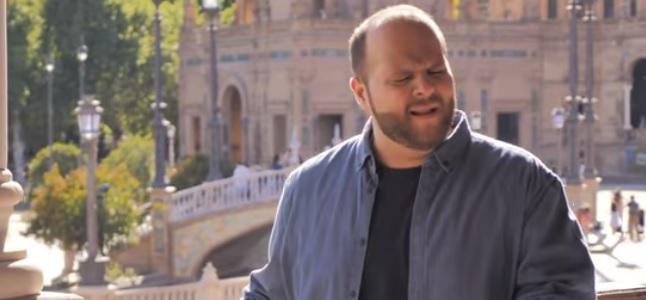 Videoclip: Vengo de lejos