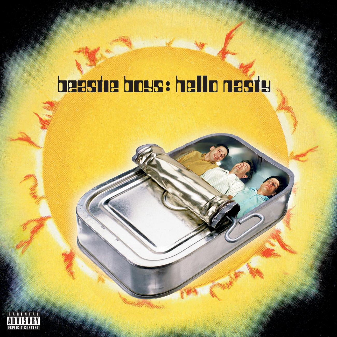 Hello nasty (Remastered edition)
