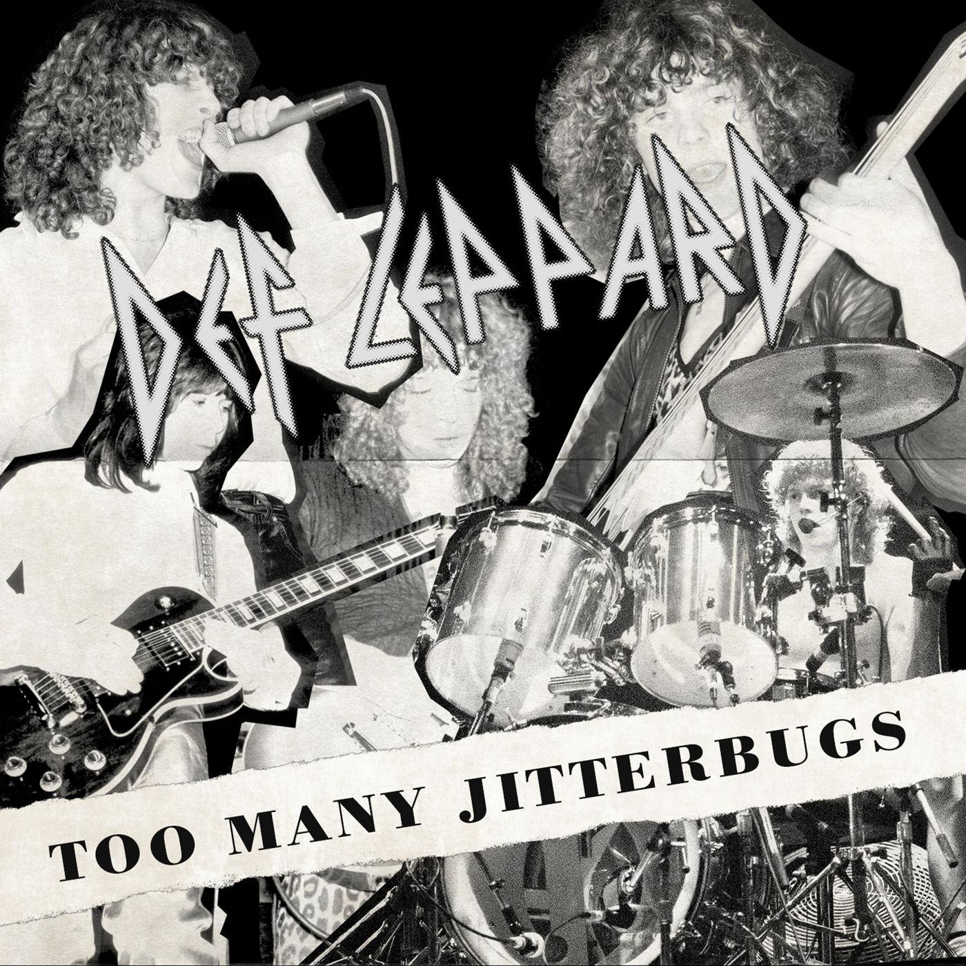 Too many Jitterbugs: B-Sides and Rarities
